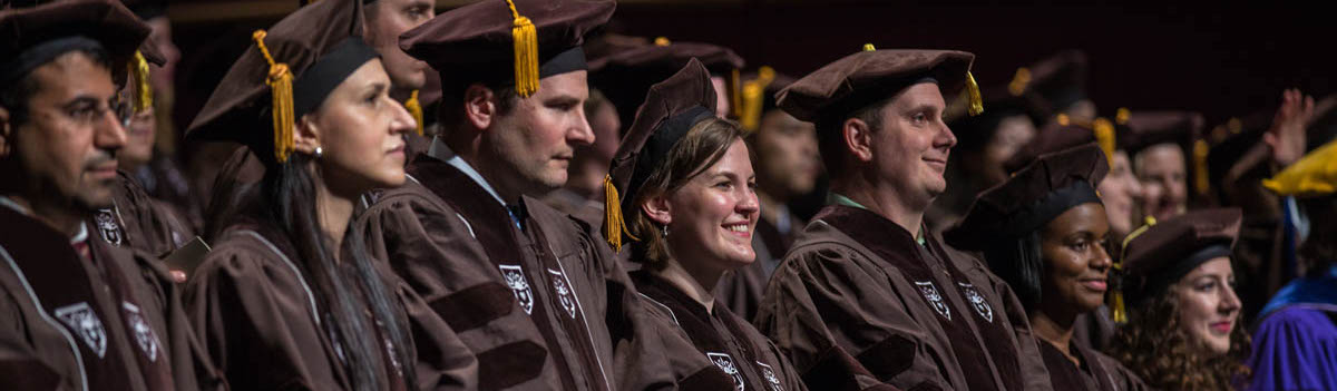 Lehigh University Graduation Photo