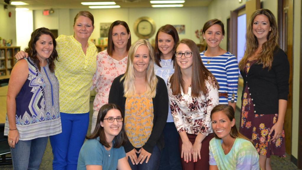 Centennial School Staff