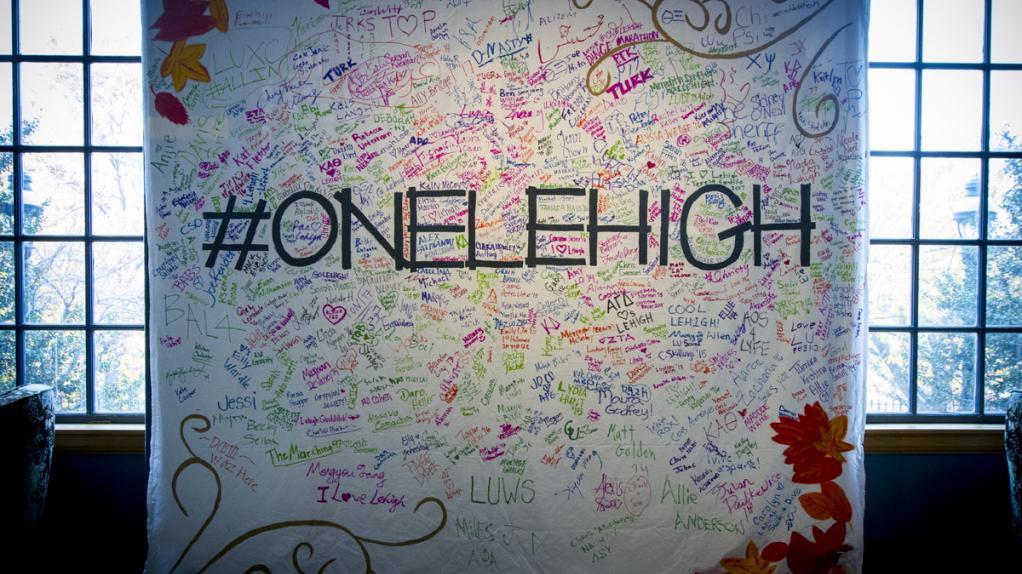 #OneLehigh