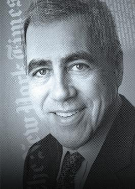 Michael Golden, '71 '74G, Vice-Chairman, The New York Times