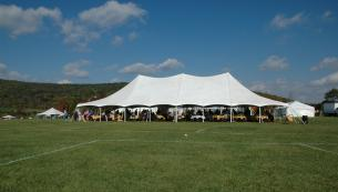 College of Education Alumni Tent Party