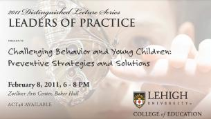 Challenging Behavior and Young Children: Preventative Strategies and Solutions
