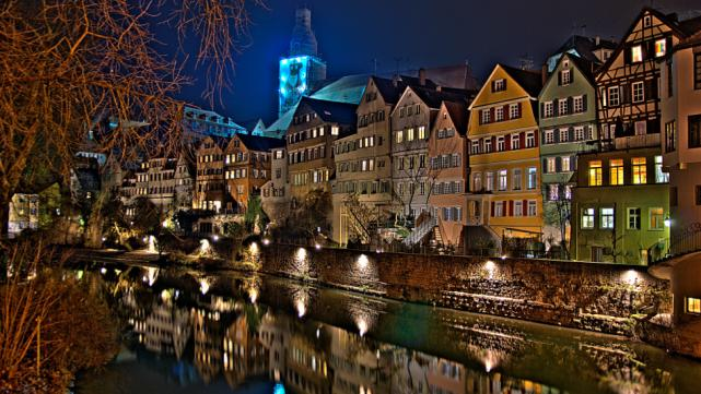 Eberhard Karls Universität Tübingen