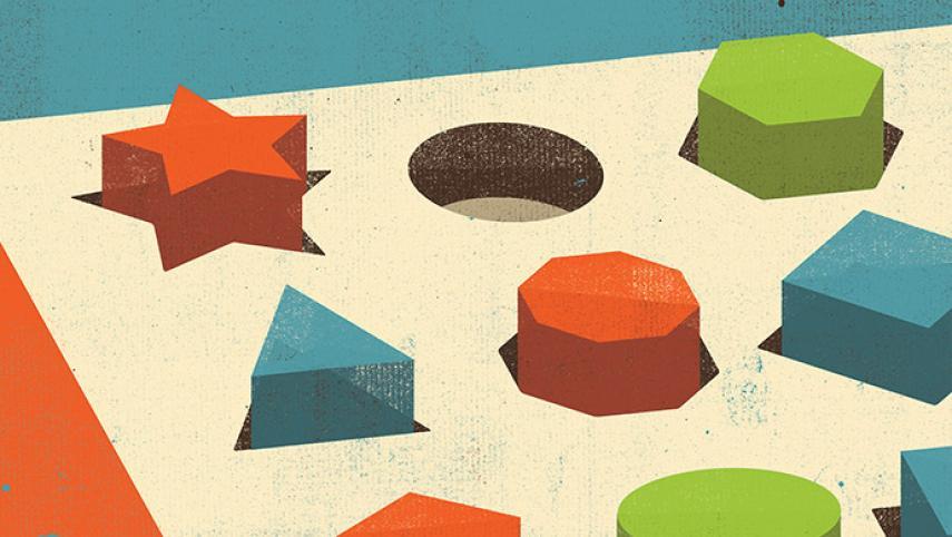 Shaping Geometric Knowledge