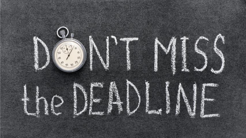 Application Deadlines | Lehigh University College of Education