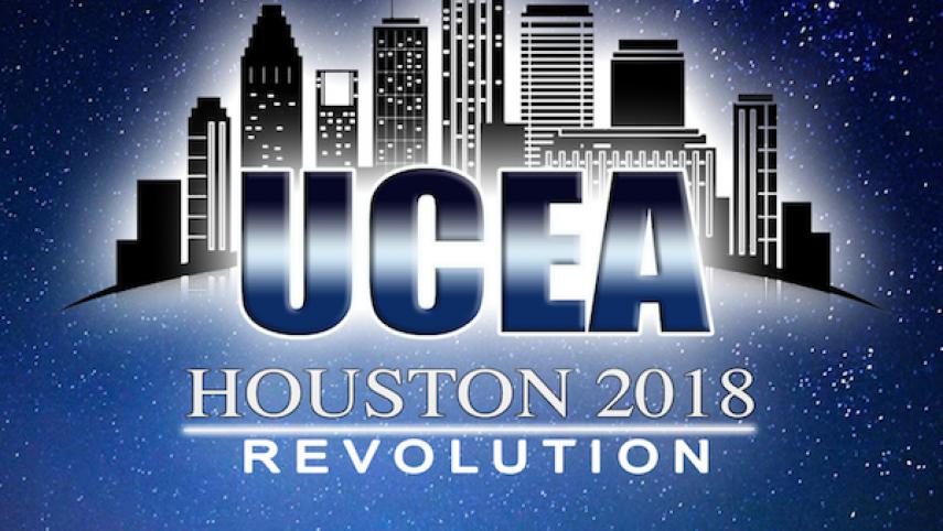 UCEA 2018 Convention Logo