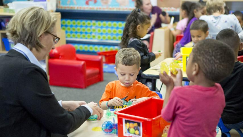 M.Ed. Special Education & Dual Pennsylvania State Certification in PreK-8 Special Education and PreK-4 General Education