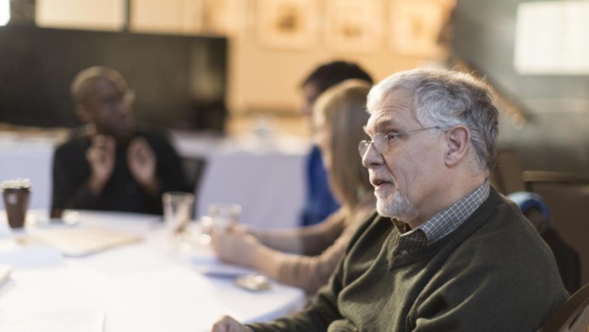 Dr. George White, Professor of Educational Leadership