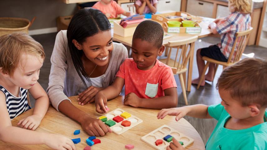Master's Degree Program Elementary Education